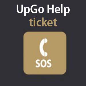 UpGo Help Ticket