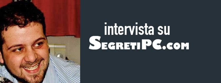 Fabrizio Giancaterini su SegretiPc. Una SEO coinvolgente