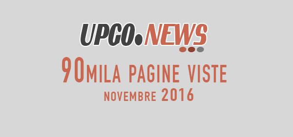 UpGo News novembre 2016