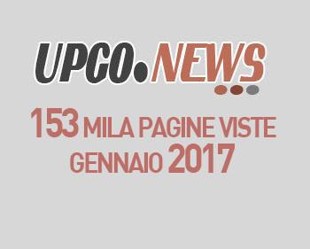 Dati visite UpGo News