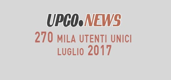 UpGo.news luglio 2017