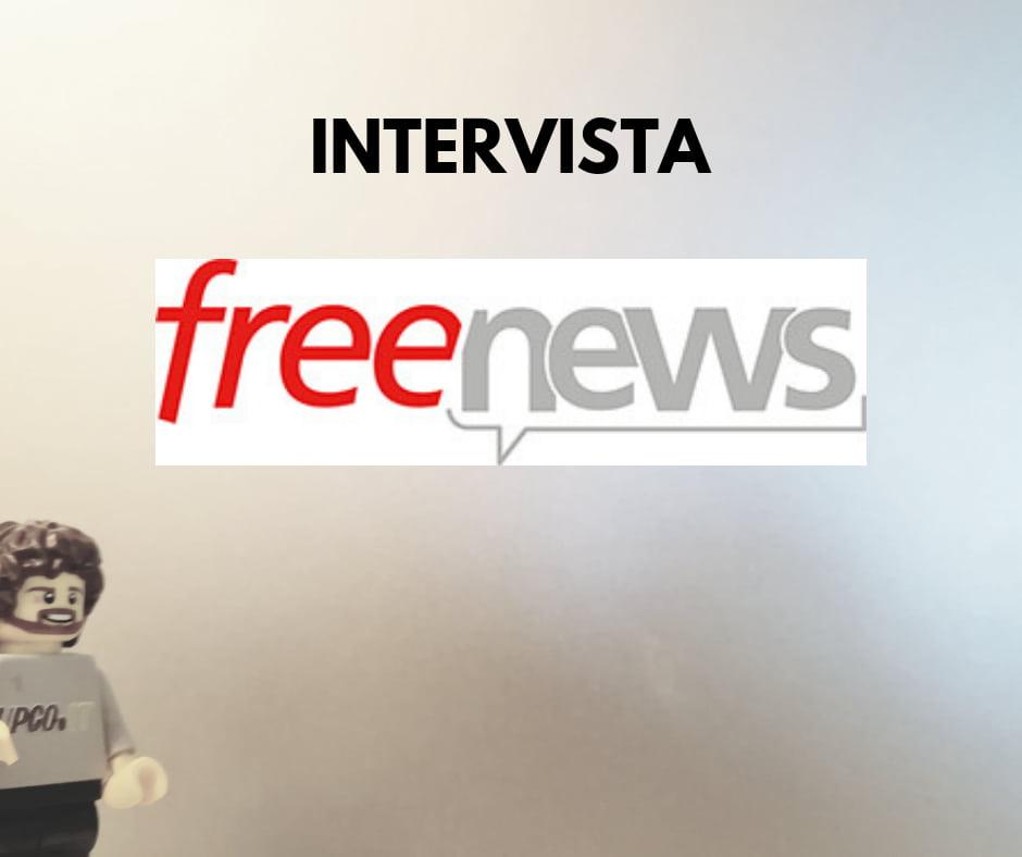 Intervista su FreeNews