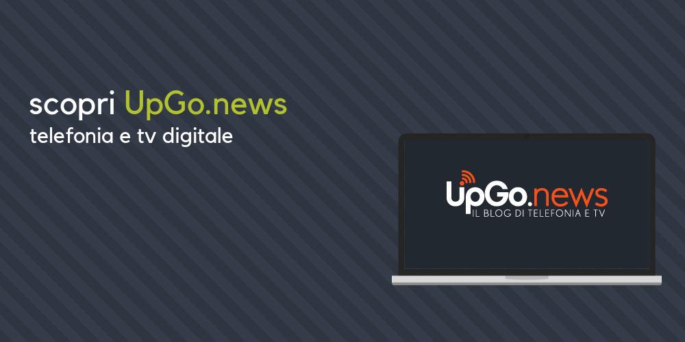 UpGo.news Telefonia e Tv Digitale