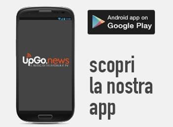 Scopri l'app UpGo.news