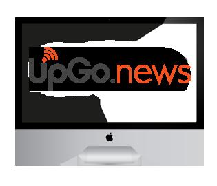 Logo del sito UpGo.news