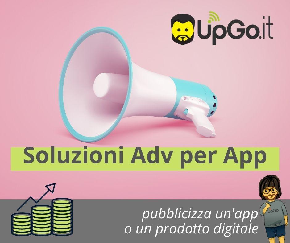 pubblicizzare applicazioni