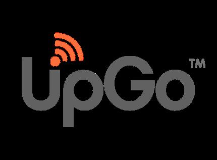 UpGo logo trademark